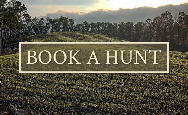 Book a Hunt with Powder Ridge Outfitters