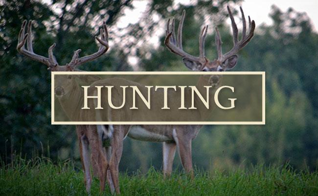 Powder Ridge Outfitters Hunting