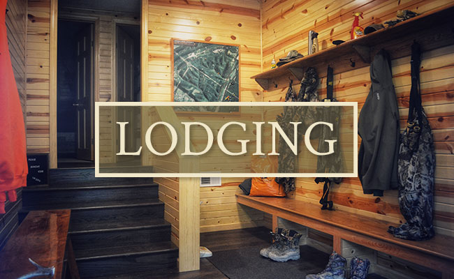 Powder Ridge Outfitters Lodging